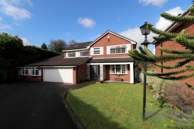 Thumbnail Detached house for sale in Rookwood, Chadderton, Oldham