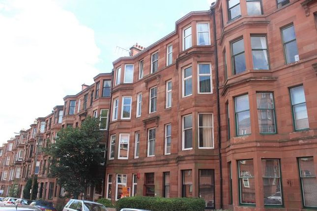 Thumbnail Flat for sale in Caird Drive, Partickhill, Glasgow
