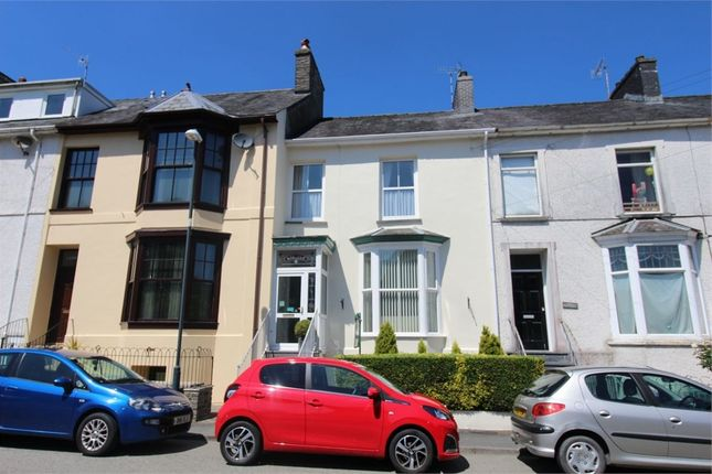Thumbnail Terraced house for sale in Station Terrace, Lampeter