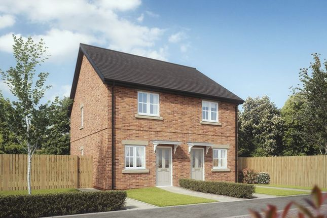 Thumbnail Semi-detached house for sale in Stoney Lane, Galgate, Lancaster
