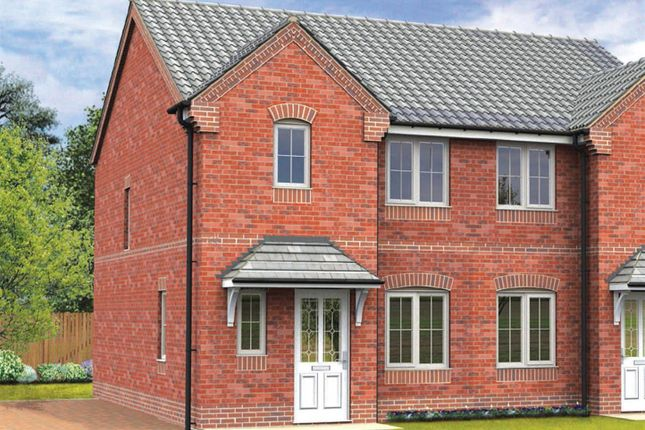 Thumbnail Semi-detached house for sale in Hasland Green, Storforth Lane, Chesterfield