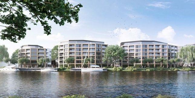 Thumbnail Land for sale in Park Yacht Club, Trent Lane, Nottingham