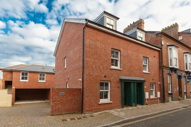 Thumbnail End terrace house to rent in Searle Street, Crediton