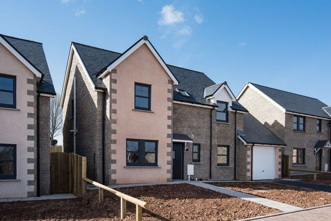 Thumbnail Detached house for sale in Plot 27, Peelwalls Meadows, Eyemouth