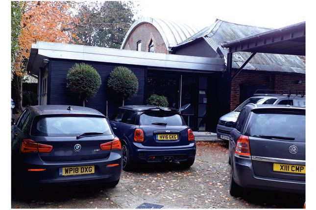 Thumbnail Office for sale in Blacksmith Lane, Chilworth, Guildford