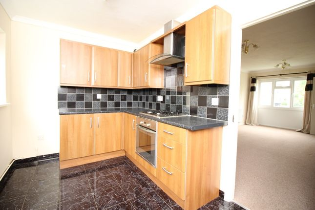 Thumbnail End terrace house to rent in Torridge Road, Langley, Slough