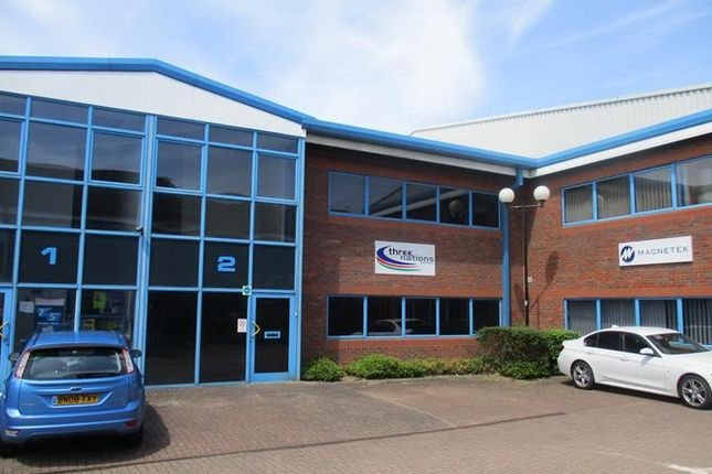 Thumbnail Light industrial to let in Unit 2 Bedford Business Centre, Mile Road, Bedford