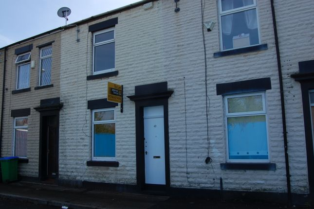 Thumbnail Terraced house to rent in Sarah Butterworth Street, Rochdale