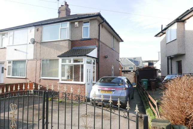 Thumbnail Semi-detached house for sale in Brooklyn Avenue, Armley
