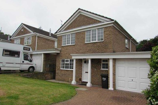 Thumbnail Detached house to rent in Conyngham Road, Little Billing, Northampton