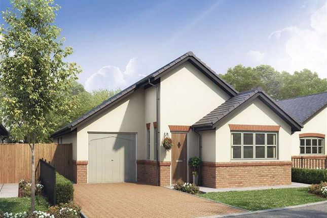 Thumbnail Detached bungalow for sale in Hall Lane, Great Eccleston, Preston