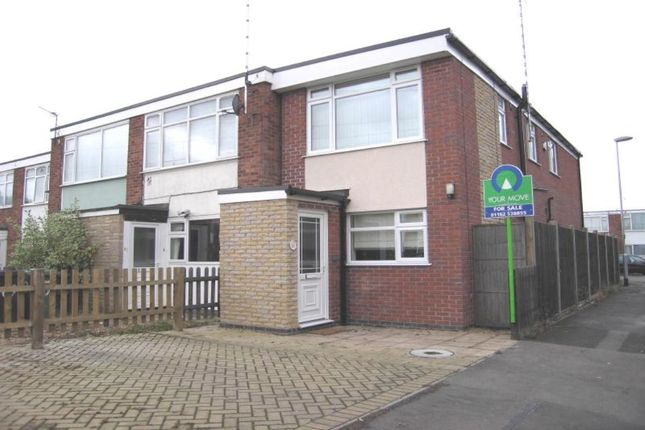 Thumbnail Terraced house to rent in Telford Way, Leicester