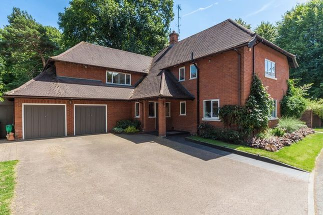 Thumbnail Detached house for sale in North Road, Hertford