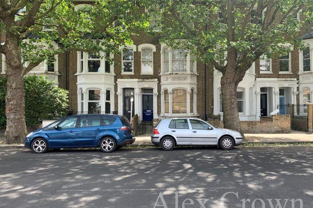 Thumbnail Flat to rent in Hanley Road, London