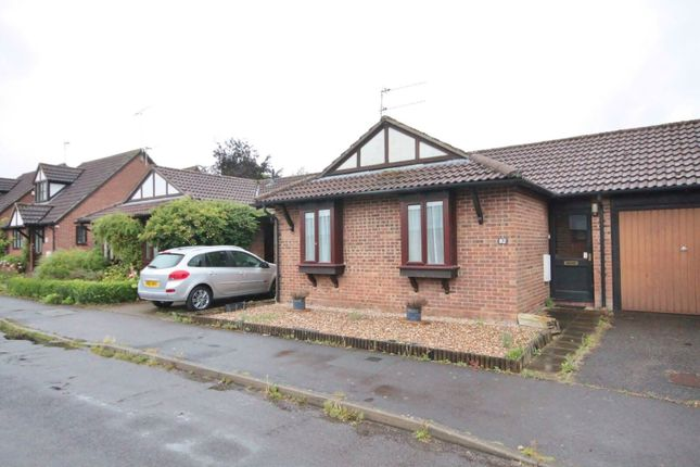 Thumbnail Detached bungalow to rent in Dibleys, Blewbury, Didcot
