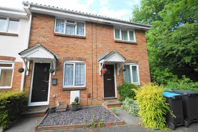 Thumbnail Terraced house for sale in Hales Park, Hemel Hempstead, Hertfordshire