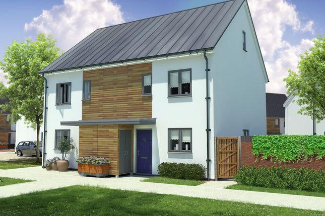 3 bedroom semi-detached house for sale in Greenhouse Gardens, Cullompton