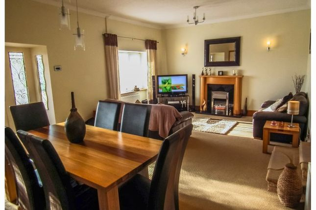 Thumbnail Detached bungalow for sale in Heol Y Capel, Foelgastell