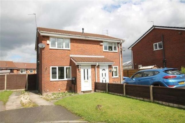 Thumbnail Semi-detached house to rent in Thornbush Way, Rochdale, Lancashire