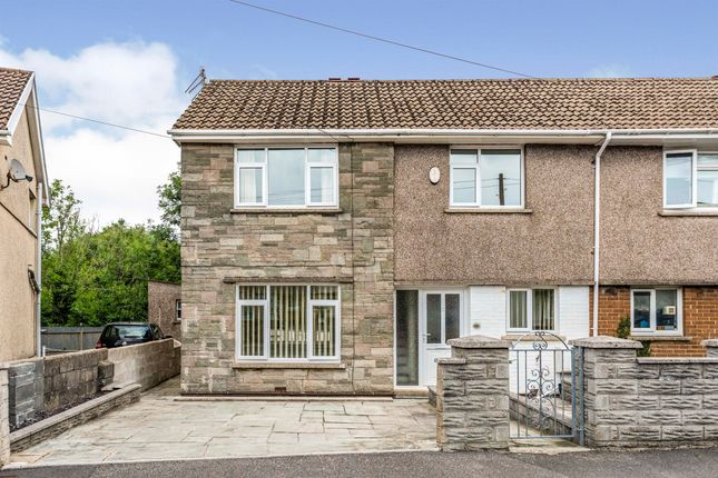 3 bed semi-detached house for sale in Williams Crescent, Bryncethin, Bridgend CF32