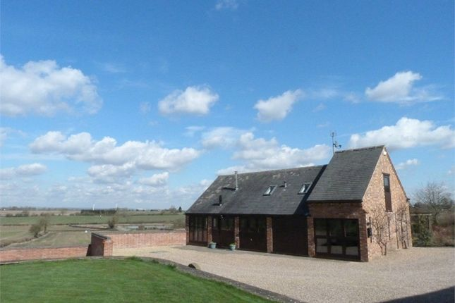 Thumbnail Barn conversion for sale in Frolesworth, Lutterworth