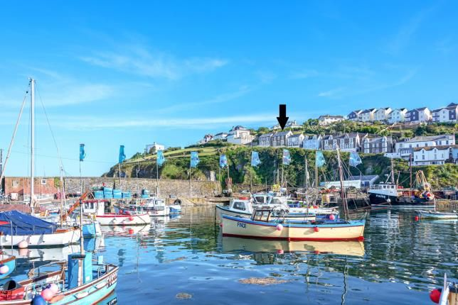 Thumbnail Town house for sale in Mevagissey, St. Austell, Cornwall