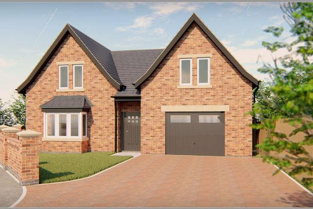 Thumbnail Detached house for sale in Bridle Road, Bramcote, Nottingham