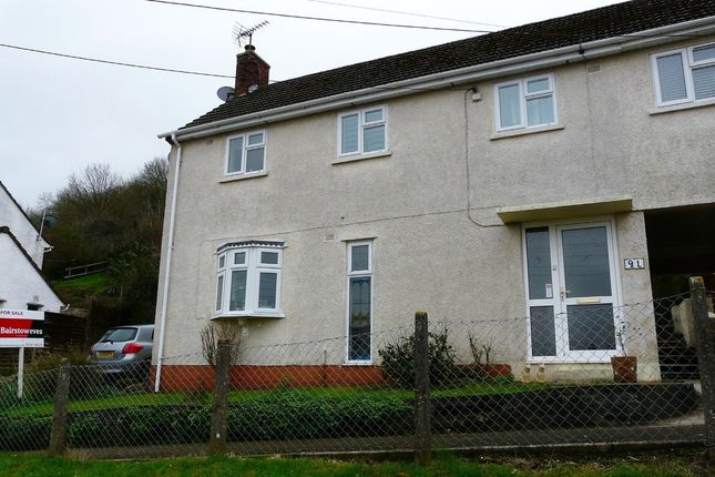 Thumbnail Semi-detached house for sale in High Street, Banwell