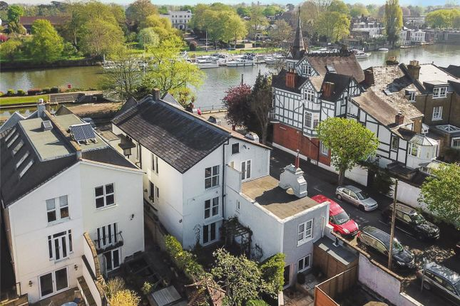 Thumbnail Semi-detached house for sale in Hurst Road, East Molesey, Surrey