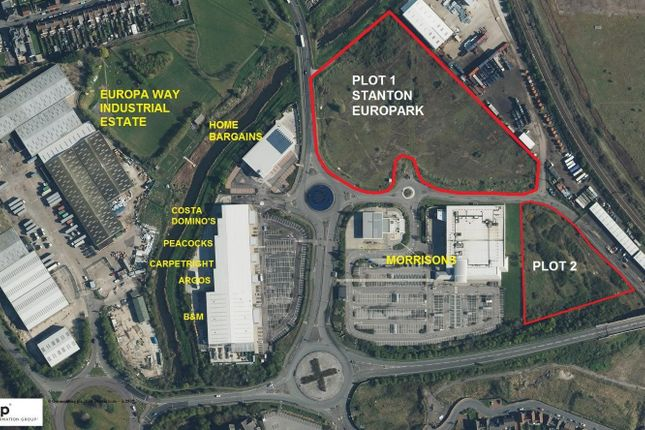 Thumbnail Land for sale in Freshfields Road, Harwic