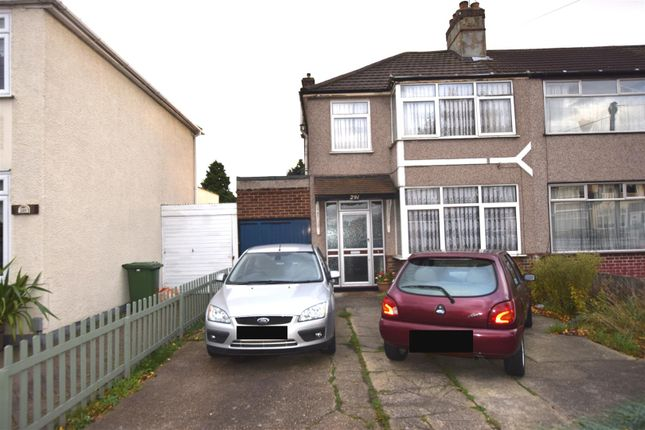 3 bed semi-detached house for sale in Crow Lane, Romford