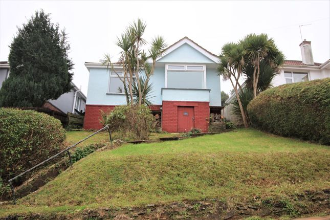 Thumbnail Detached house to rent in Rhodanthe Road, Paignton, Devon