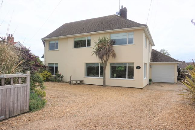 Thumbnail Detached house for sale in Downs Road, Hunstanton