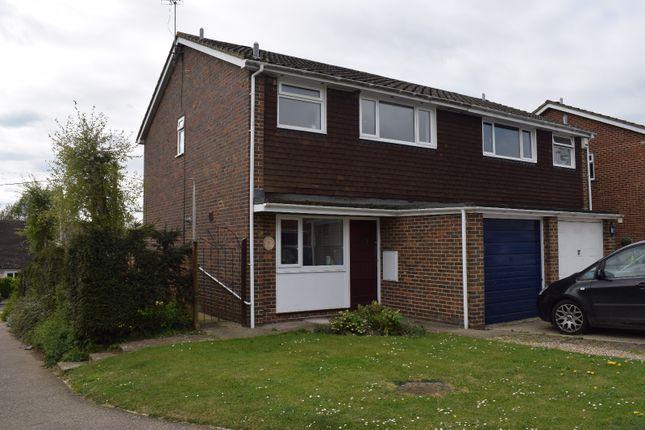 Thumbnail Semi-detached house for sale in Wheatsheaf Close Boughton-Under-Blean, Faversham, Kent
