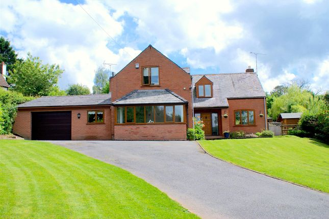 Thumbnail Detached house for sale in Menith Wood, Worcester