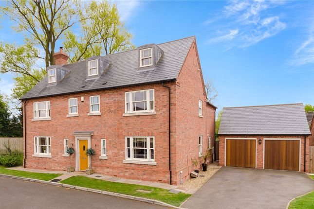 Thumbnail Detached house for sale in The Woodlands, Hutchinson Road, Newark, Nottinghamshire