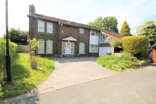 Thumbnail Detached house to rent in Sharoe Green Park, Preston, Lancashire