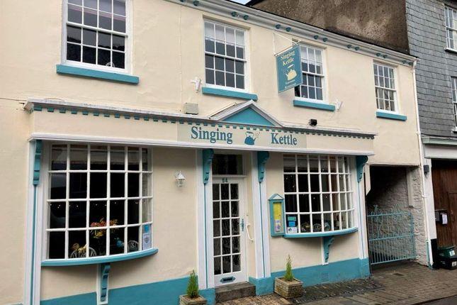 Thumbnail Restaurant/cafe for sale in Buckfastleigh, Devon