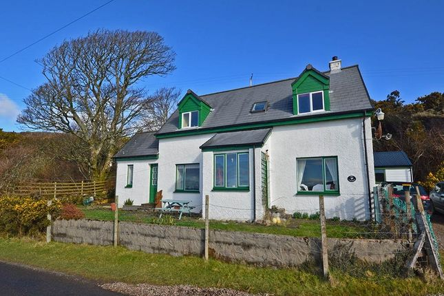 Thumbnail Detached house for sale in Na Lochan, Torloisk, Isle Of Mull