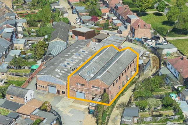 Thumbnail Industrial to let in Crawley Road, London