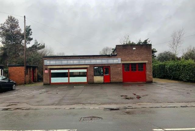 Light industrial for sale in Shurlock Row Garage, The Street, Shurlock Row, Berkshire