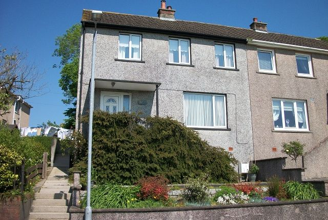 Thumbnail Semi-detached house for sale in Queens Drive, Stranraer
