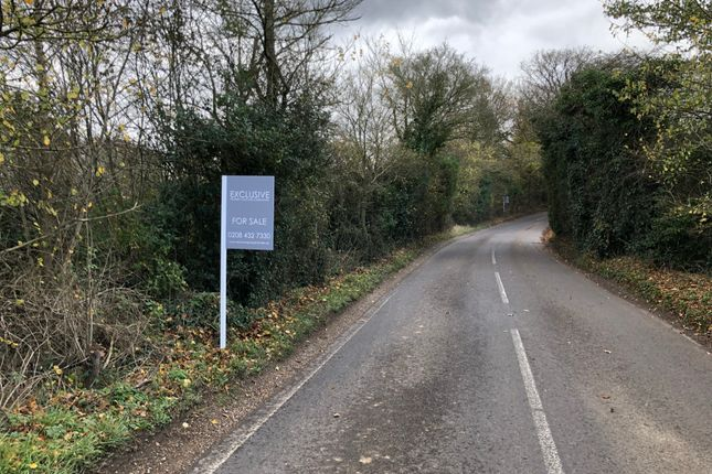Thumbnail Land for sale in Coolham Road, Pulborough