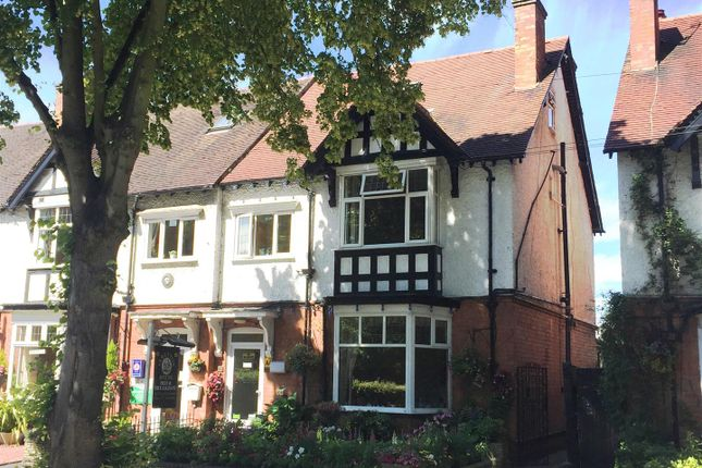 Thumbnail Town house for sale in Laburnum Cottages, Grove Road, Stratford-Upon-Avon