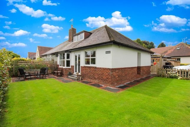 Thumbnail Bungalow for sale in Homestead, Kirkby Road, Ripon, North Yorkshire