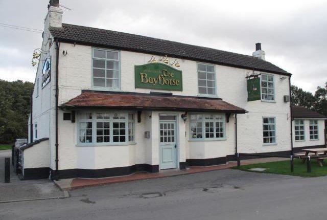 Thumbnail Pub/bar for sale in Bay Horse Inn, Black Tup Lane, Arnold, Hull