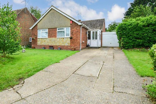 Thumbnail Detached bungalow for sale in Westmarsh, Canterbury, Kent