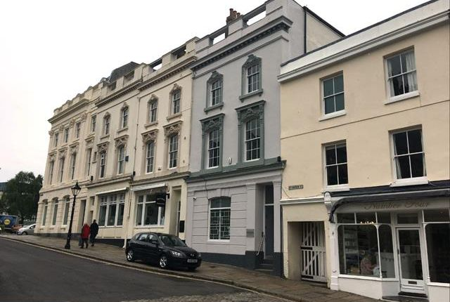 Thumbnail Office for sale in 1 St Andrew Street, Plymouth, Devon