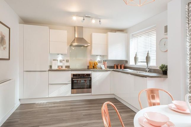 """3 bedroom end terrace house for sale in """"Finchley"""" at Butt Lane, Thornbury, Bristol"""