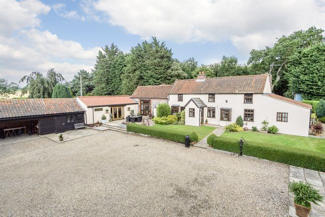 Thumbnail Detached house for sale in Glen Farm Lane, Metton, Norwich
